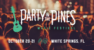 Party in the Pines Tile